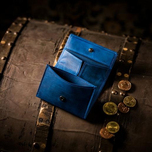 ナポレオンカーフ アレッジドコインケース
