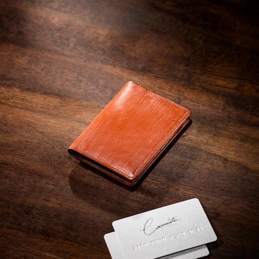 ジョージブライドル カードケース