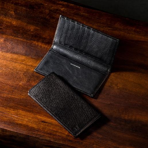 クレドラン ラウンドファスナー長財布